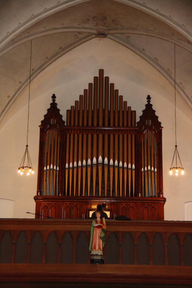 Orgelmusik zur Mittagszeit, Köln-Rodenkirchen