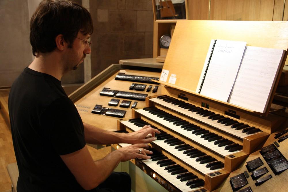 Sonntagsmusik St. Aposteln, Köln