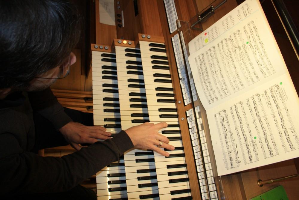 Orgelmusik zur Marktzeit, Köln