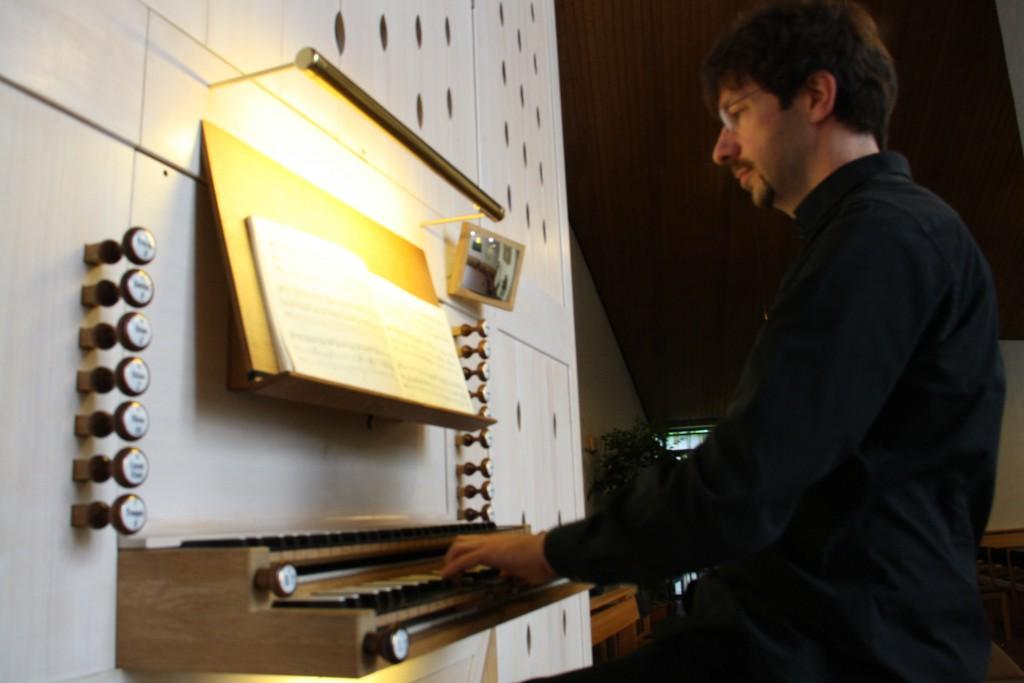 Orgelmatinée Krefeld